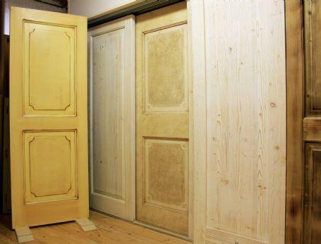 Porte interne varie lavorazioni porte per interni in - Restauro porte interne ...