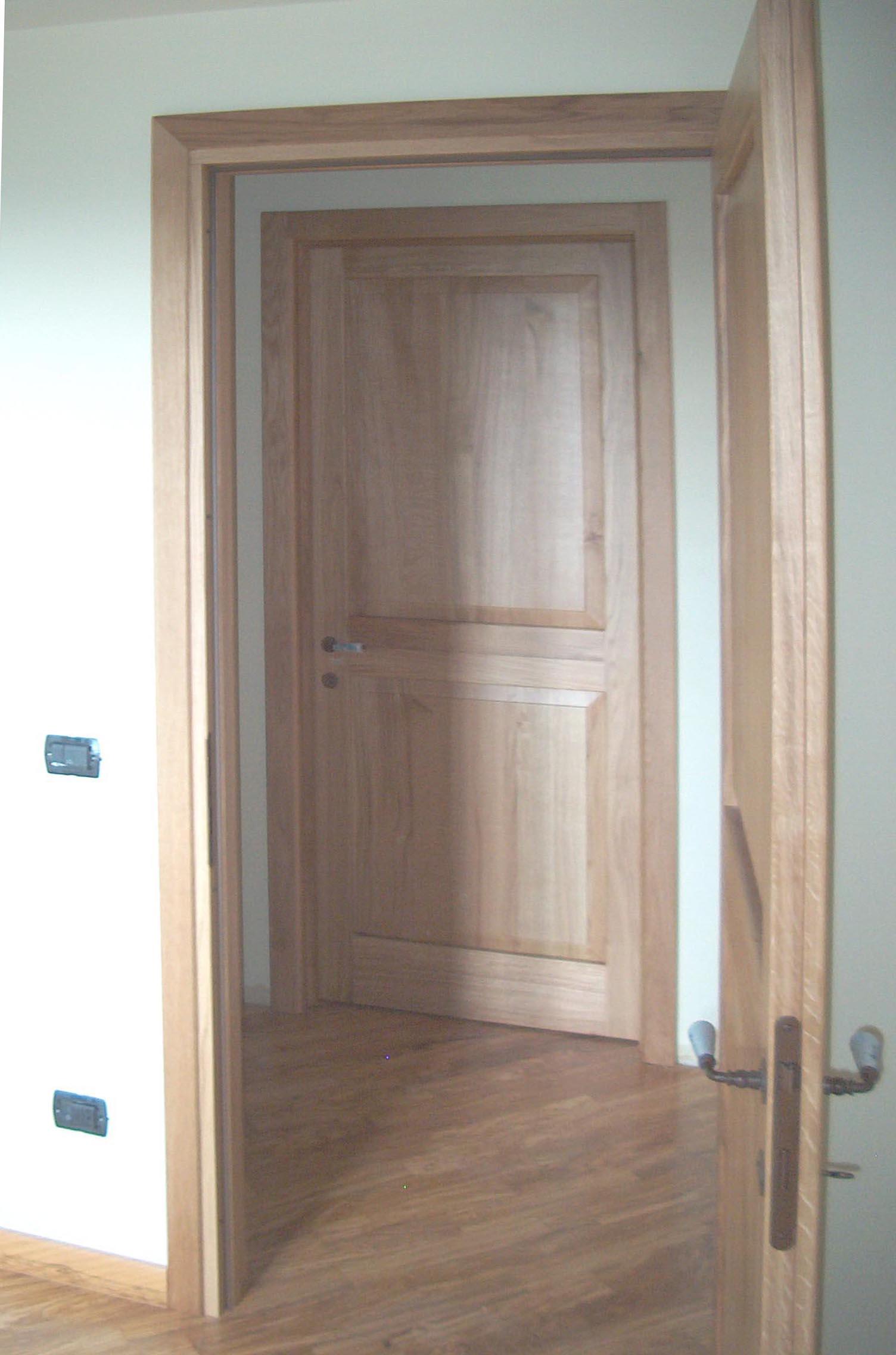 Beautiful porte in rovere pictures - Porte interne rovere grigio ...