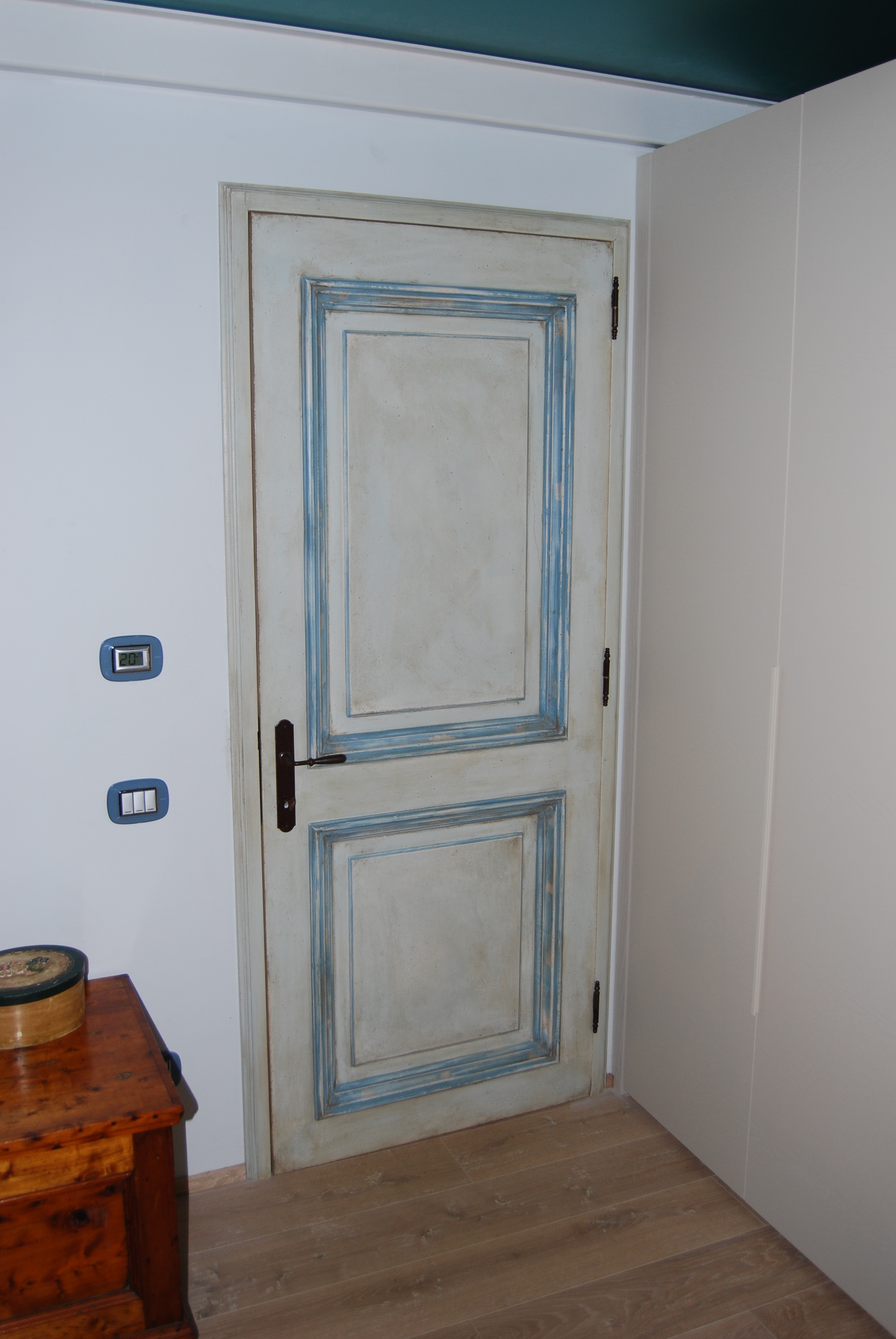 Restauro porte interne - Colore porte interne ...